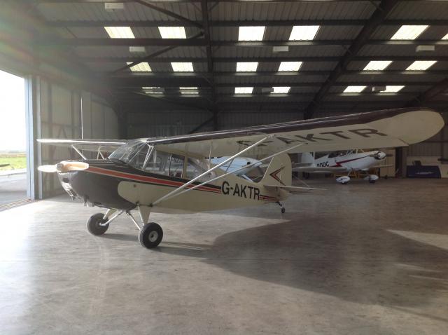 Light Aircraft, Aeronca 7ac Champ  G-aktr  Liverpool ?15,500