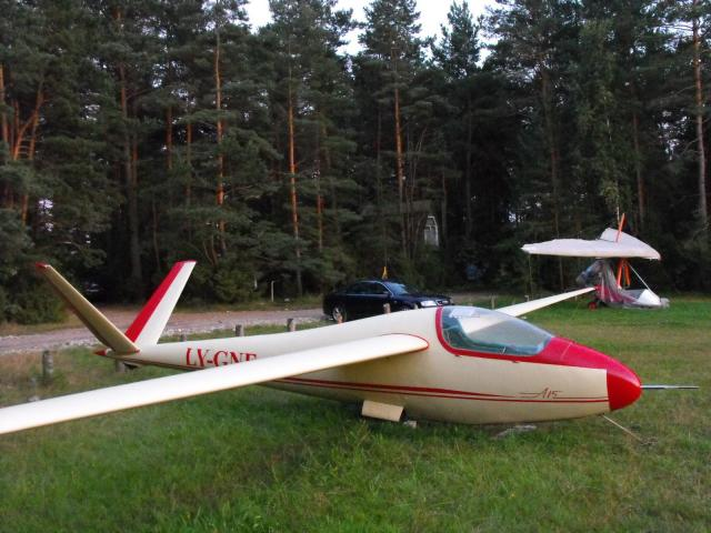 Gliders For Sale >> Gliders A 15 Warbird Glider For Sale Advert Id 33493