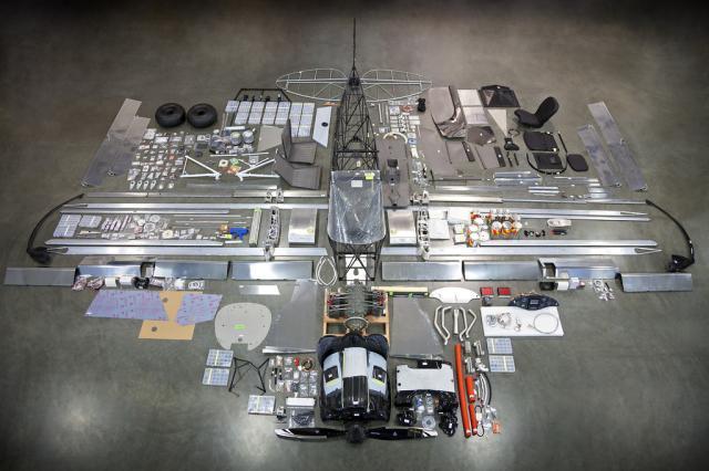Light Aircraft, Super Sale Cubcrafters Carbon Cub Ex-2 Starter Kit