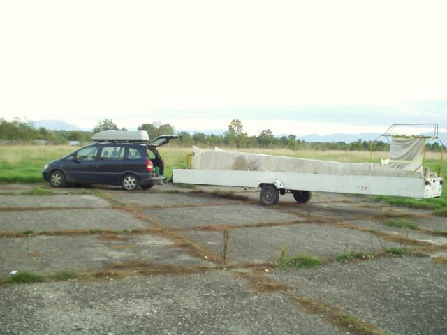 Transport And Trailers Trailers For Blanik L13 Jantar Szd Lak12