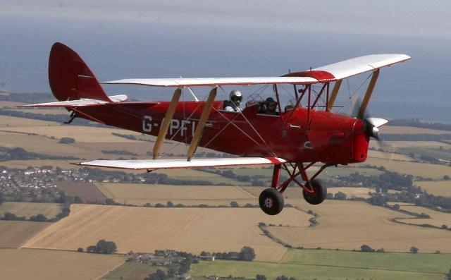Light Aircraft, Tiger Moth For Sale, For Sale, advert ID=37118