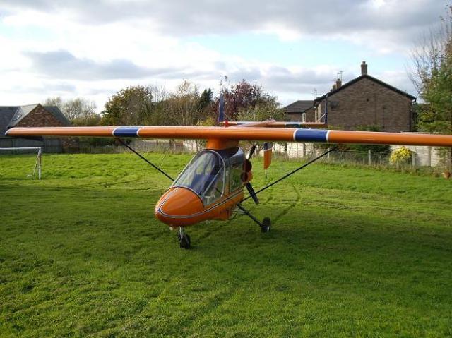 Light Aircraft, Starstreak (group A) With Jabiru 2200  , For