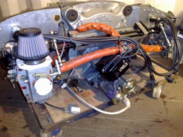 Engines & Props, Vw 2400 Type 4 80hp Aero Conversion, For Sale