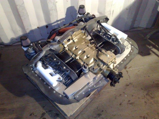 Engines & Props, Vw 2400 Type 4 80hp Aero Conversion, For
