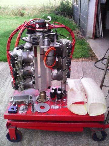Engines & Props, Jabiru 3300 Engine Solid Lifter - 410 Hrs