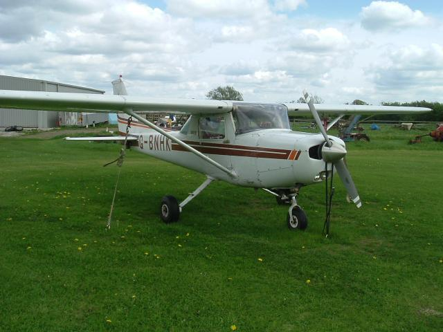 Light Aircraft, Share For Sale Cessna 152 Based At Derby