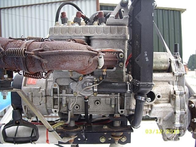 Engines & Props, Rotax 582 + E Gearbox - Run 4hrs Since Rebuild ...