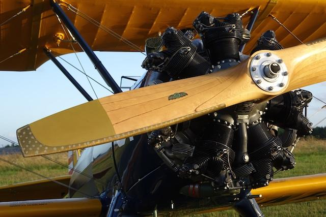 Light Aircraft, Boeing Stearman A75n1 Biplane For Sale, For Sale