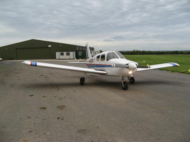 Weston based Piper cherokee 180 shares for sale | afors