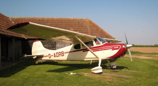 Light Aircraft, For Sale Cessna 170b , For Sale, advert ID=17547