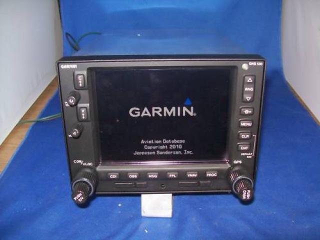 Instruments, electrical & Avionics, Garmin Gns-530 Waas Gps ... on