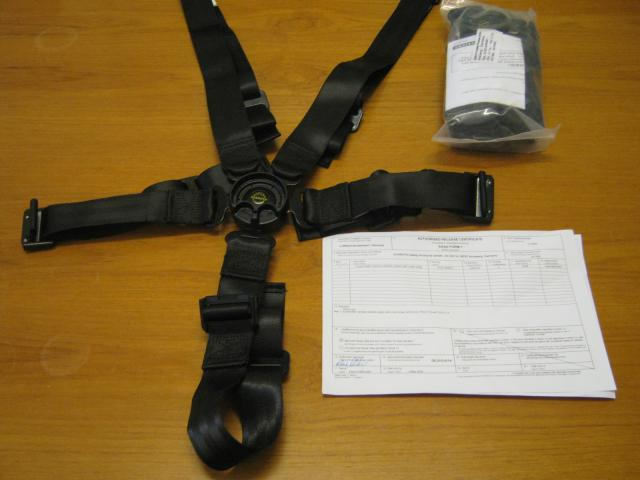 Parts For Aircraft, Schroth 5 Point Harnesses., For Sale, advert ID