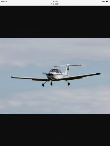 Light Aircraft, Share For Sale Piper Tomahawk Pa38 Based At