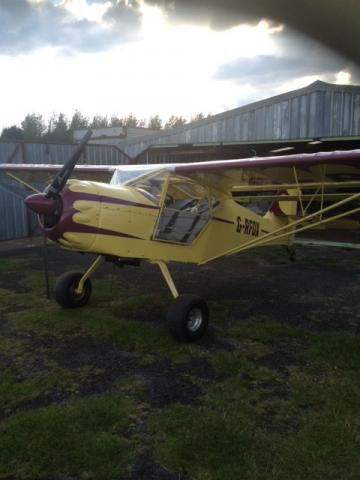 Light Aircraft, Kitfox 912 Low Hours, For Sale, advert ID=23311