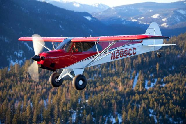 Light Aircraft, Cubcrafters Carbon Cub Ss, For Sale, advert ID=23336