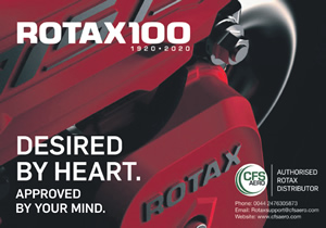 Rotax& CFS for the love of flying