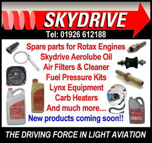 Skydrive for rotax engines