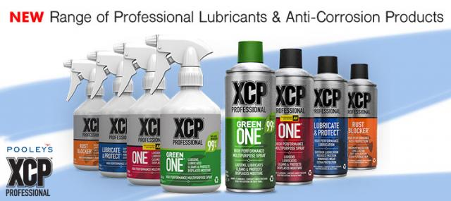 XCP Professional rust prevention products