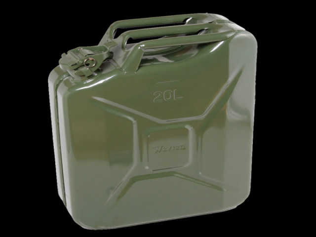 Khaki 20l Jerry Can