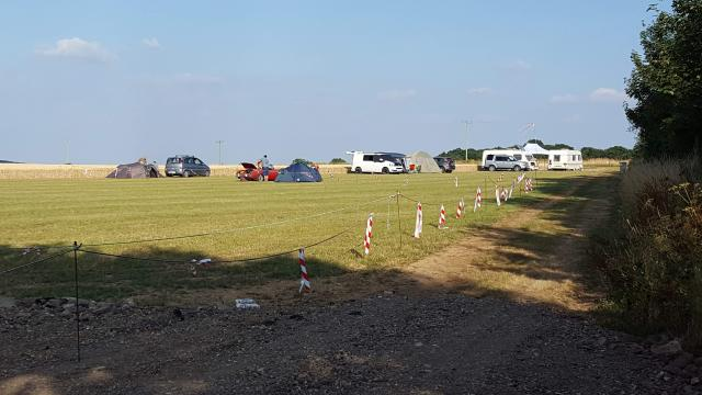 Camping Area 2018