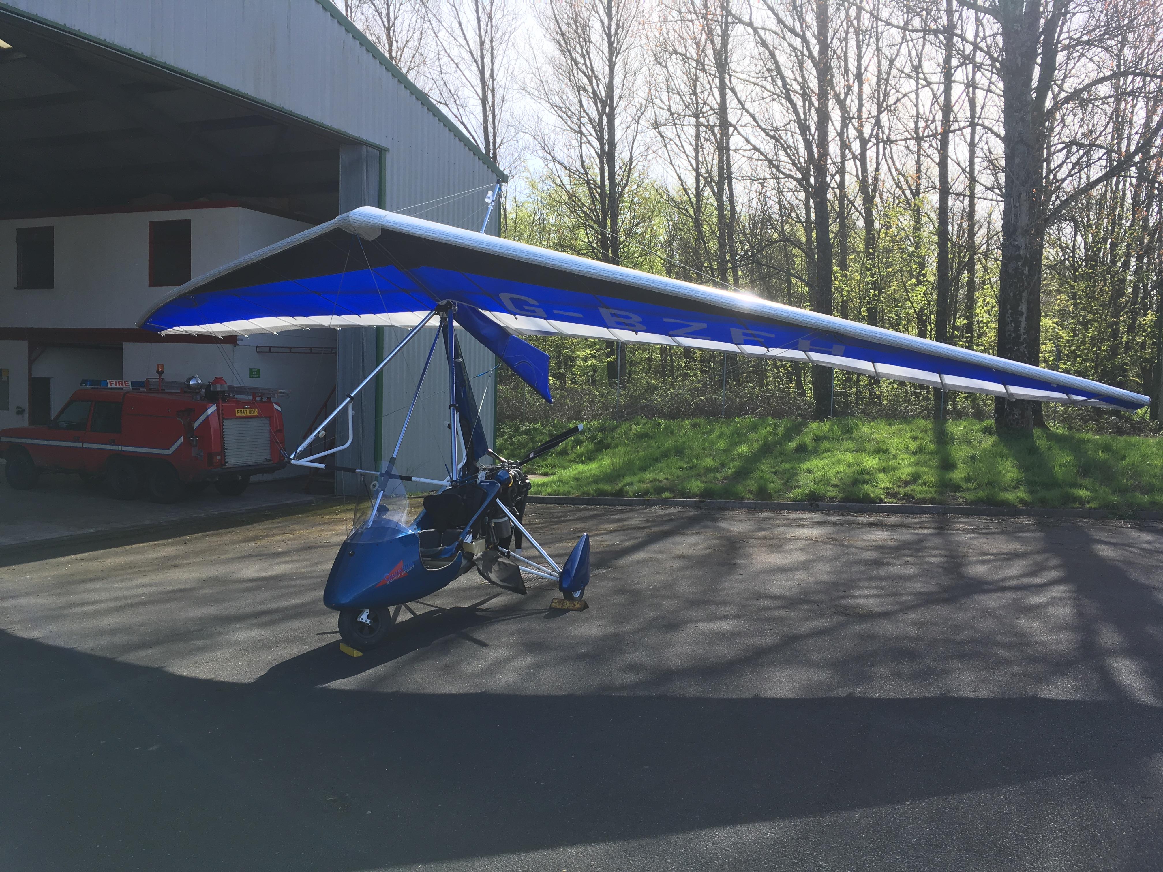 Quantum 912 Flexwing - New Sail 2018 | afors advert No45724
