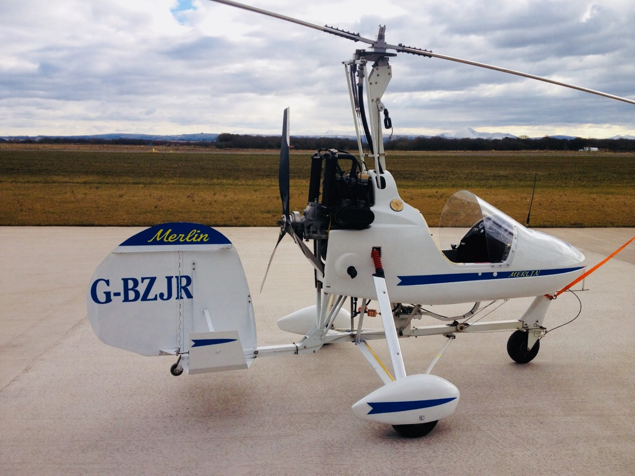 Merlin Montgomery Gyrocopter for Sale | afors advert No42810