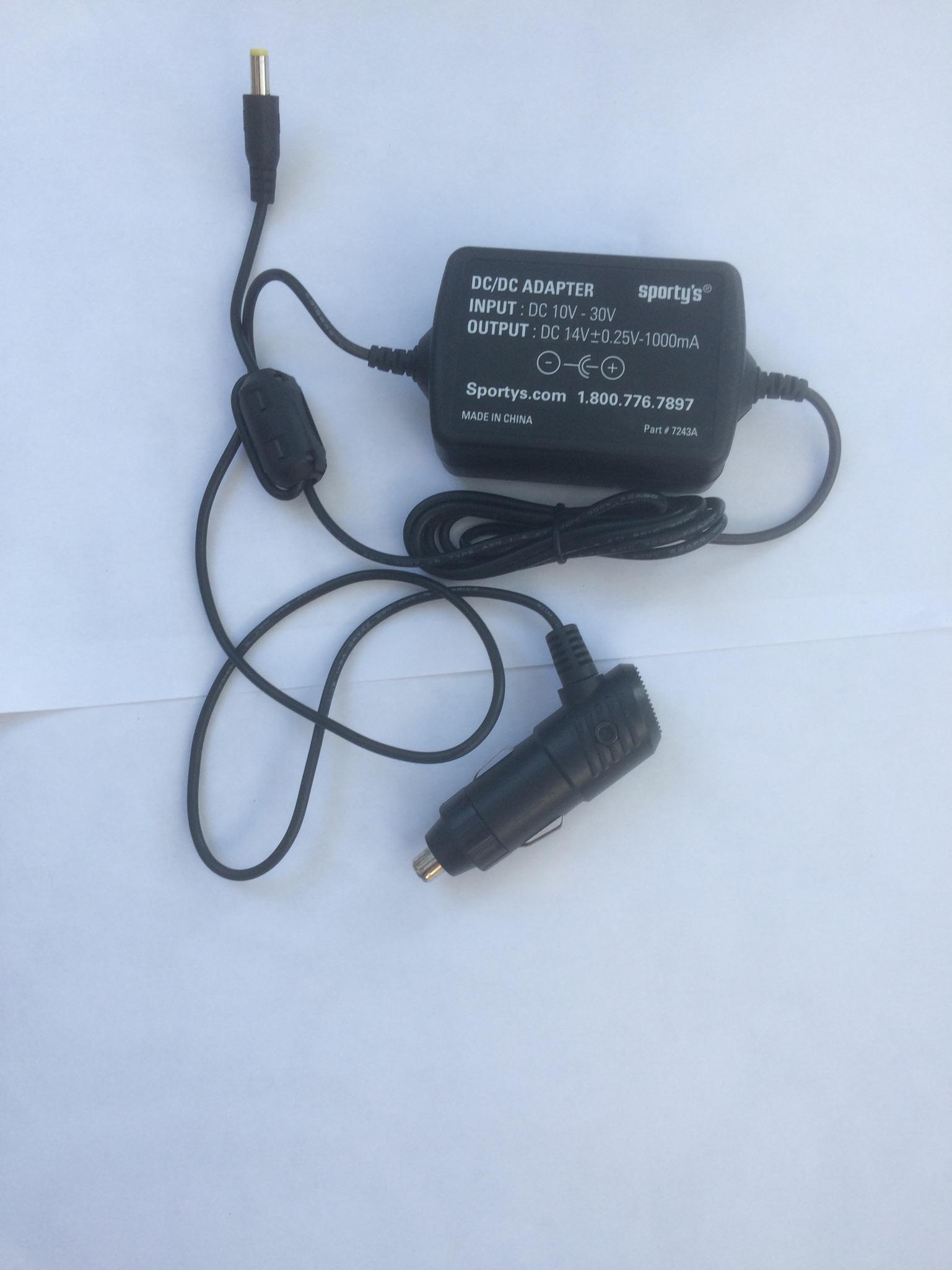 Sporty's SP200 Handheld Aviation Transceiver   afors advert